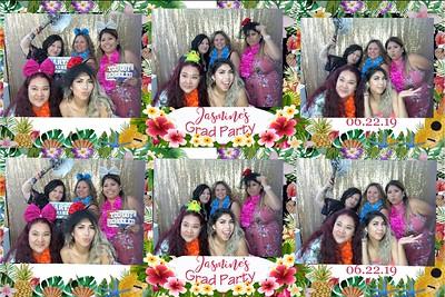 Jasmine's Grad Party