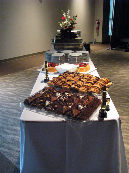 2008 OUAB Wrap Party