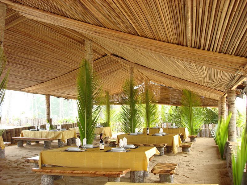 Réception à la plage privée sainte Julienne - Azuretti