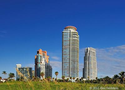 Miami Beach and surroundings