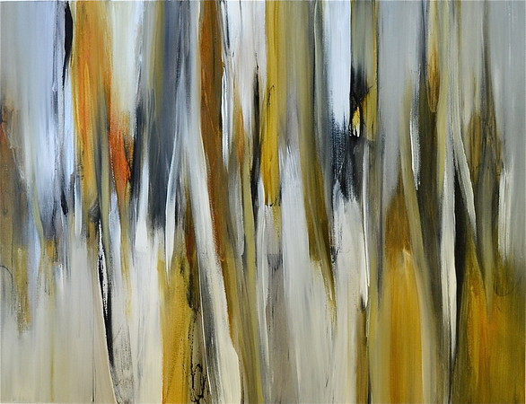 Metallic Dreams II0-Ridgers, 50x38 painting on canvas JPG
