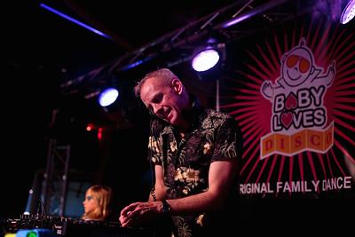 BABY LOVES DISCO - Fatboy Slim, Brighton 15.5.16