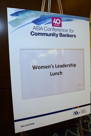 Women's Leadership Lunch
