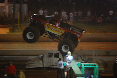 SMTS Monster Truck Show, Maryville, TN 2007