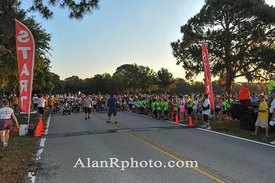 Care 2 Tri at Sammy's Run 2013