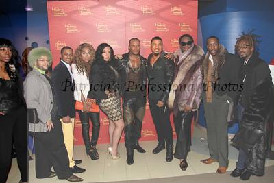 Corjor International Fashion Show at Madame Tussauds Museum