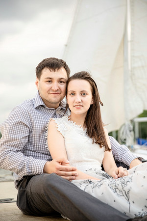 Igor and Olga print