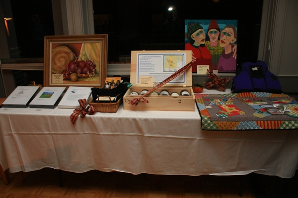 Fall Fundraising Auction
