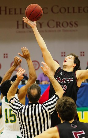 MIT-Newbury Men's Basketball Dec. 12, 2015