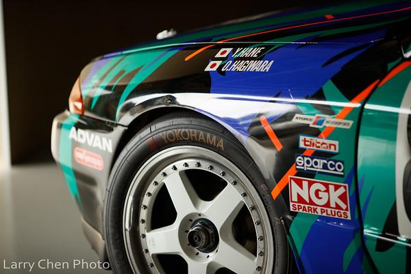 HKS Group A Nissan Skyline R32 GT-R