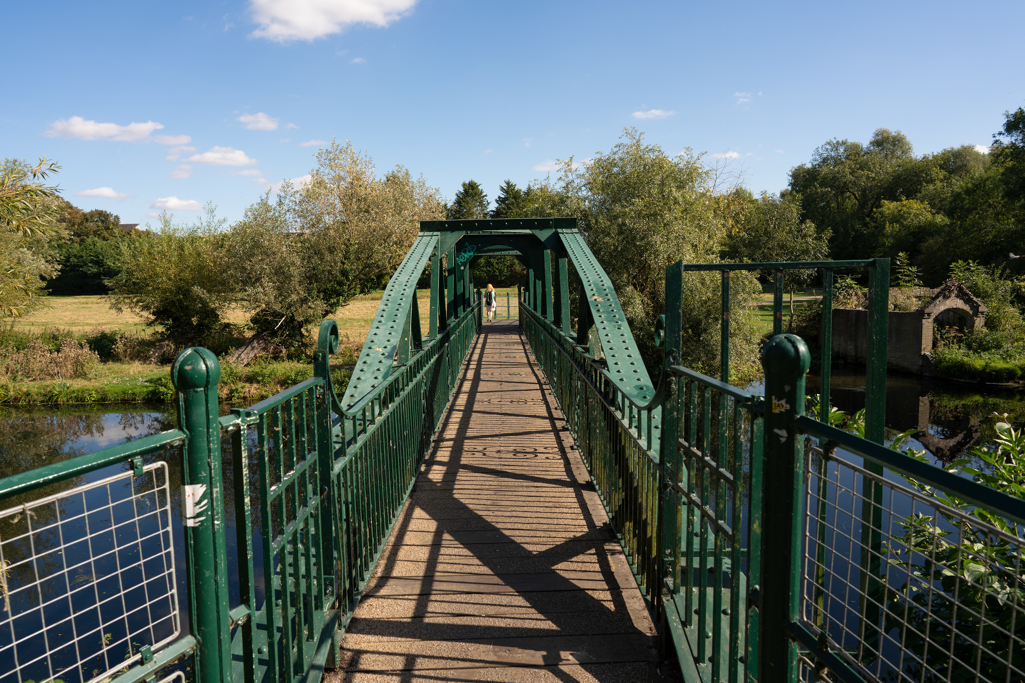 Grantchester to Cambridge Walk, Cambridgeshire