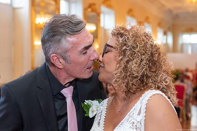 Mariage Sabine Romu