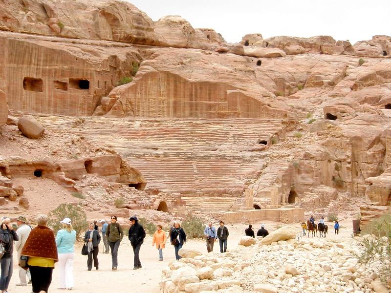 Theater - Petra