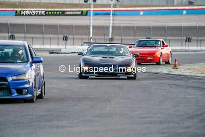 #117 Brian Stone - Black C5 Corvette