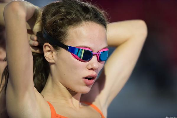 Swim Cup 2016 - Sélection