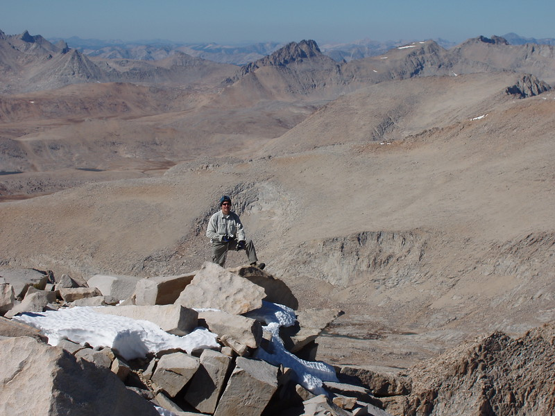 (2005 October 12-14) Mount Whitney.  Inyo National Forest, California.