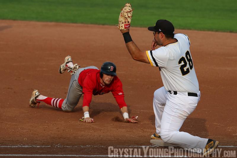 Brantford Red Sox at Kitchener Panthers July 23, 2017