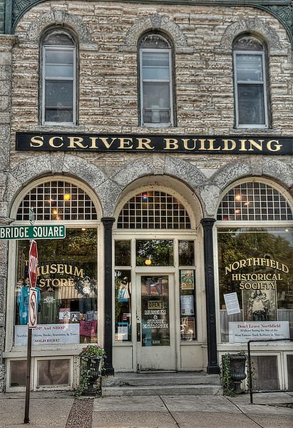 Scriver Building North field