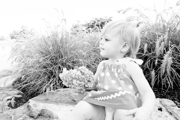 Audra is 2!