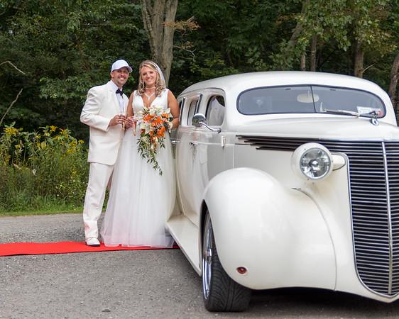 Billy & Heather Wedding