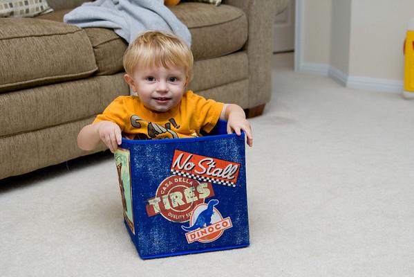 Jonah - November 2008