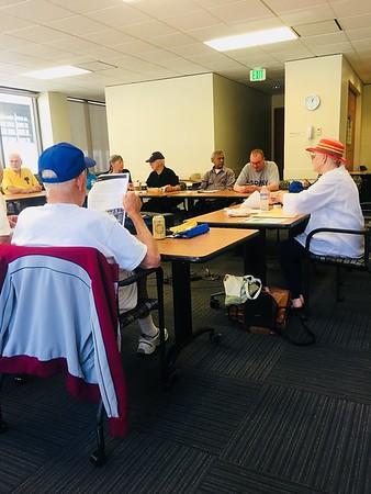 2018-07-11 Meeting