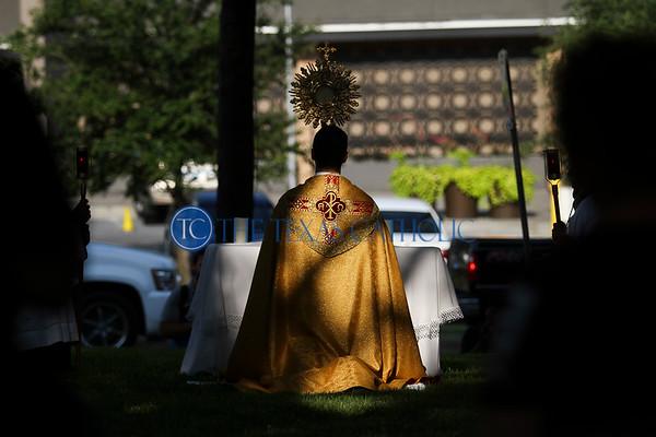 Corpus Christi Procession 2018