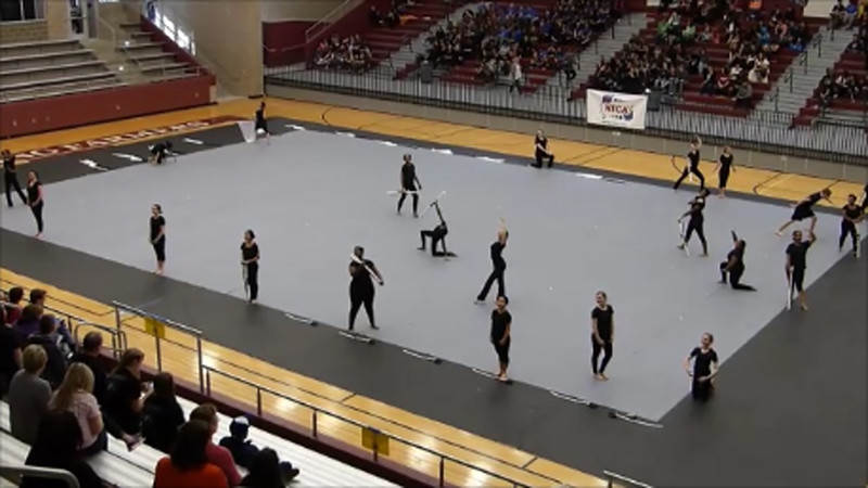 PW Winterguard 1-30-16 Competition.mp4