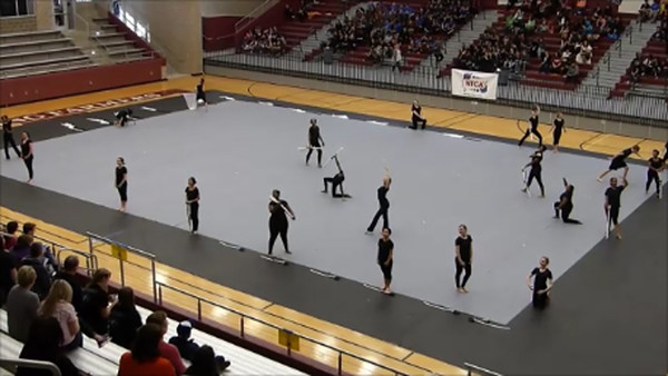 Winterguard Competition 1/30/16