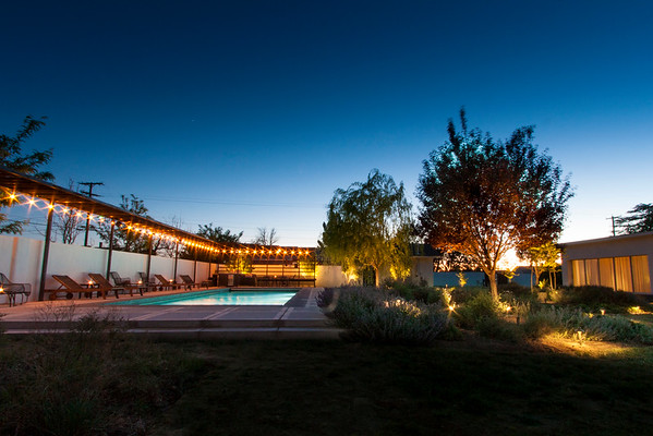 Tranquility Lighting Design - Marfa
