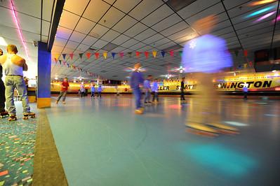 Roller Skating 2009