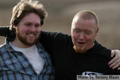 Dirty Jack O Lantern Rallycross 2008