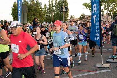 Lake Powell Half Marathon - October 15, 2016