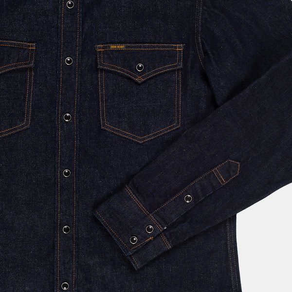 Indigo 12oz Selvedge Denim Western-10.jpg