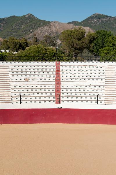 Bullring of Mijas, Andalusia