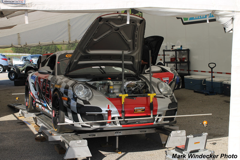 GS-BGB Motorsport Porsche Carrera
