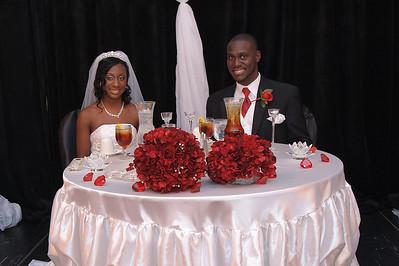 Alisha & Aaron  - Reception