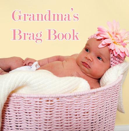 Closson Baby book