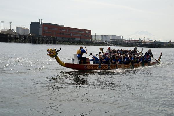 Dragon Boat Races May 2010