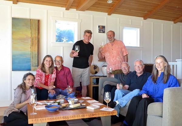 2018-09-08 best neighbors' dinner