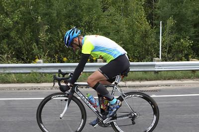 2012 Ironman Mont-Tremblant - Bike - Hwy 117