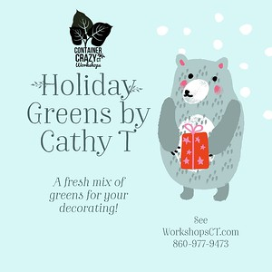 Holiday Greens by Cathy T