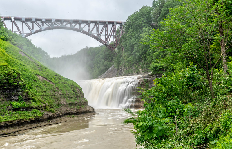 Letchworth Falls State Park