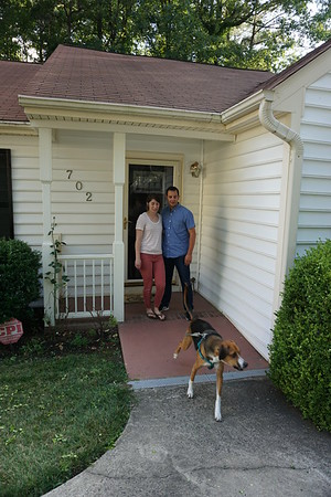 2019-06-19 Family - Pete, Maddie and Pecos