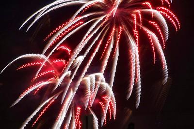 Fireworks July 4th 2017