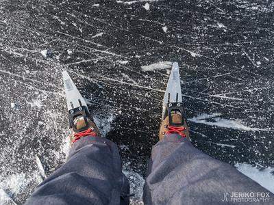 Nordic Skating in Rauha 2018
