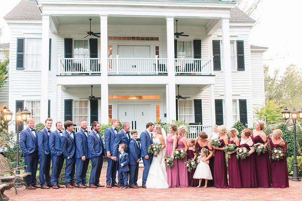 Graham & Lauren | Tanglewood Plantation Wedding