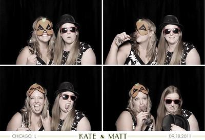 CHI 2011-09-18 Kate and Matt