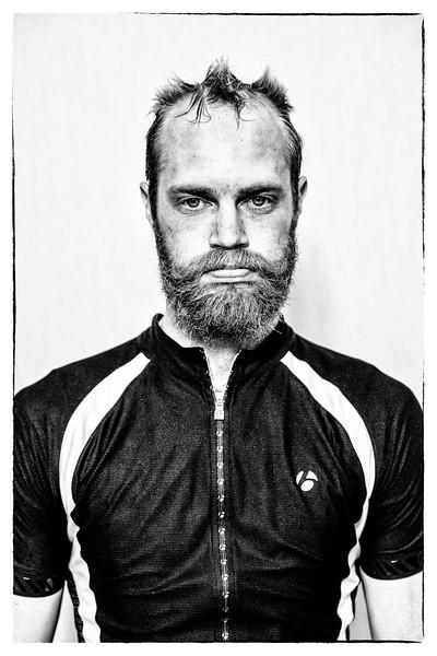 Ride Across Wisconsin Portraits