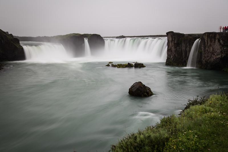 mighty Goðafoss